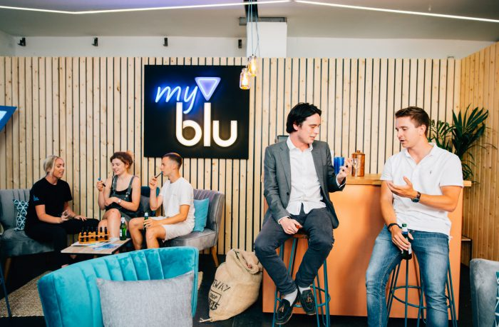 Myblu Launch