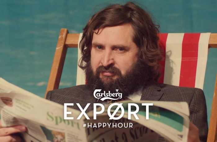 Carlsberg [break]'Happy Hour'
