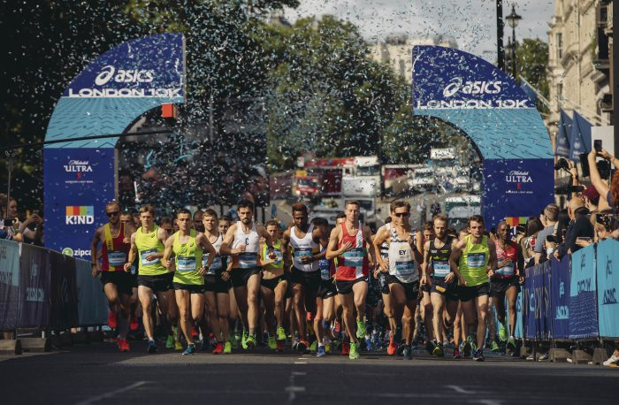 ASICS [break]London 10k